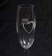 Valentine's Day Gift Wine Glasses